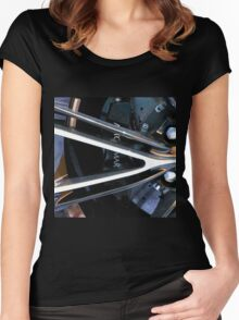 Braston Martin Women's Fitted Scoop T-Shirt