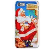 Santa is Ready iPhone Case/Skin
