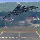 Vulcan To The Skies - Farnborough 2014 by Colin J Williams Photography