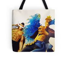 """""""You can't reach the King so easily!"""" Tote Bag"""