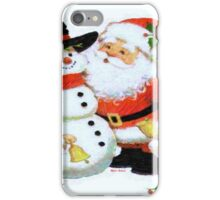 Jolly Christmas iPhone Case/Skin