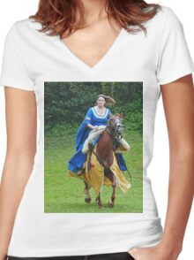Here is the 111.000 th photo (24.07.2104 !) FZ 1000 by Olao Olavia  Women's Fitted V-Neck T-Shirt