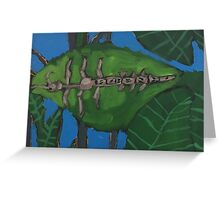 Stick insect by Callum Greeting Card