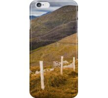 Conor Pass iPhone Case/Skin
