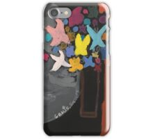 Night Swing by Gracie iPhone Case/Skin