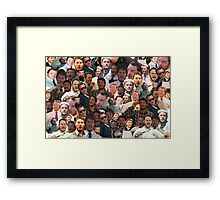 Andy Dwyer Framed Print