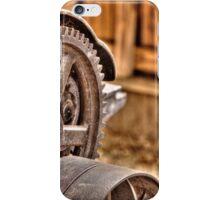 The Machine   HDR  iPhone Case/Skin