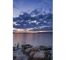 Tranquil Senset Photographic Print