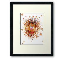 Fozzie Bear Framed Print
