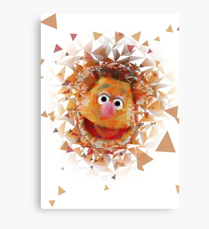 Fozzie Bear Canvas Print