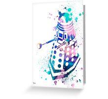 Dalek 2 Greeting Card