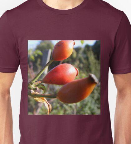 Le Cynorrhodon, la vitamine C de l'hiver ! Unisex T-Shirt
