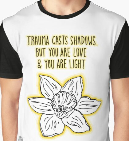 Love & Light Graphic T-Shirt