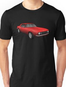 Classic American Muscle Red z28 Unisex T-Shirt