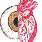 Eye/Heart by SteveHanna