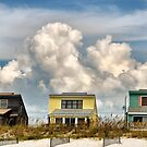 Coastal Clouds by debidabble