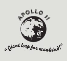 The Apollo 11 Mission by hhumanitees