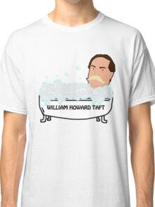 William Howard Taft Tub Classic T-Shirt