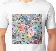 Abstract composition 390 Unisex T-Shirt