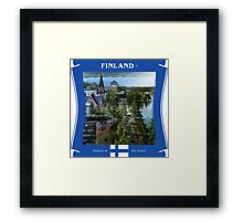 Finland - Nation Of The Fenni Framed Print