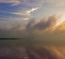 Reservoir Fog by chris2766