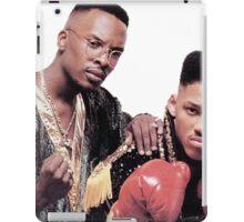 Will & Jazz - Fresh Prince of Bel-Air iPad Case/Skin