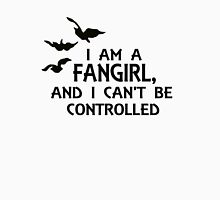 I am a fangirl, and I can't be controlled. Men's Baseball ¾ T-Shirt