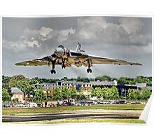 Vulcan To The Skies Landing - Farnborough 2014 Poster