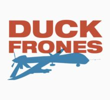 Duck Frones by Justin Russell