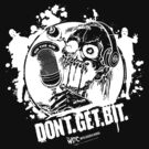 Don't. Get. Bit. (dark colors) by cabassi