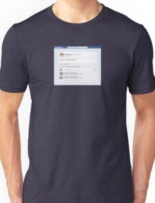 Life pro tip: Don't read the comments Unisex T-Shirt
