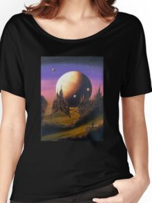 The Lonely Astronaut Women's Relaxed Fit T-Shirt