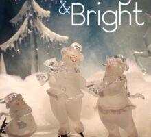 Merry&Bright Sticker