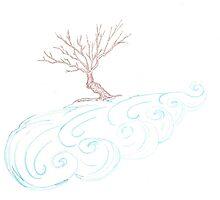 Cloud Plant by SteveHanna