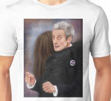 12th Doctor, not a hugging person Unisex T-Shirt