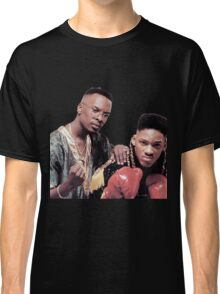 Will & Jazz - Fresh Prince of Bel-Air Classic T-Shirt