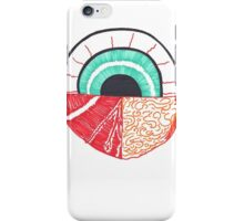 EyeHeartBrain iPhone Case/Skin