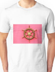 The Pink Wall Unisex T-Shirt