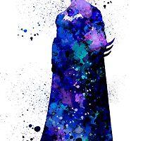Batman by Watercolorsart
