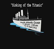The Sinking of the Titanic Unisex T-Shirt