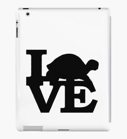 LOVE Turtle Tortoise iPad Case/Skin