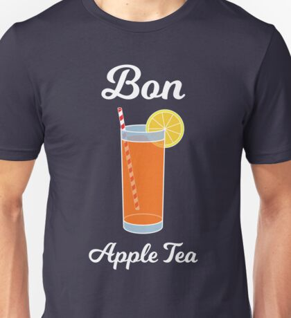 Bon Apple Tea Unisex T-Shirt