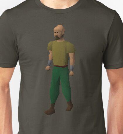 Runescape / RS - Man Unisex T-Shirt