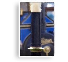 Traction engine close up collection 1 Canvas Print