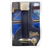 Traction engine close up collection 1 Poster