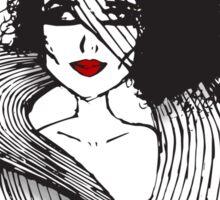 Free Lipstick Sticker
