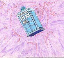 T.A.R.D.I.S. by SteveHanna