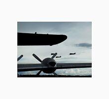 Homeward Bound - Formation of C-47s , Duxford 2014 Unisex T-Shirt
