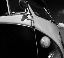 VW Split Screen camper / bus by davidpreston