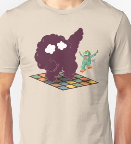 Emoc getting into the groove Unisex T-Shirt